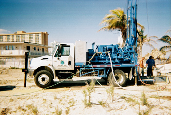Florida Geotechnical Drilling