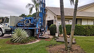 Florida Irrigation Well Drilling