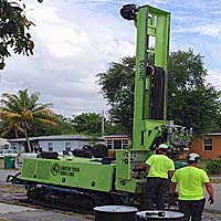 South Florida Sonic Drilling