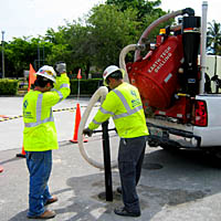 South Florida Vacuum Excavation