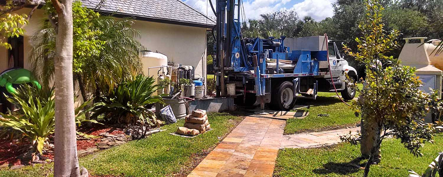 south florida water well drilling contractor earth tech drilling